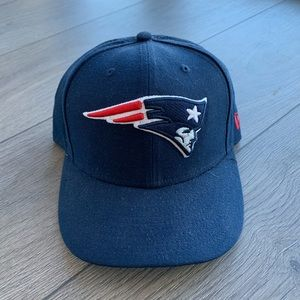 New Era Patriots Fitted Hat